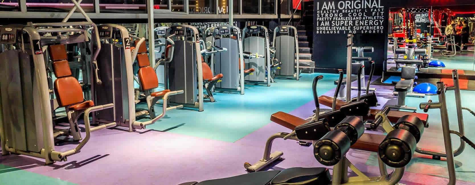Fitness Aletleri Alım İşlemleri